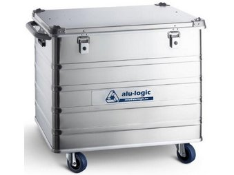 Transportwagen - Alu Transportbox