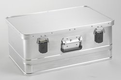 Alu koffer - AA 240 Budget Box szett