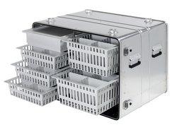 Aluminium Modulcontainer Medizinkasten